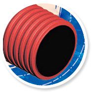 Rury osłonowe z PE HD K2 - Kabel